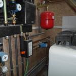 Газгольдер - Отопление дома