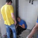 Замена розеток в доме